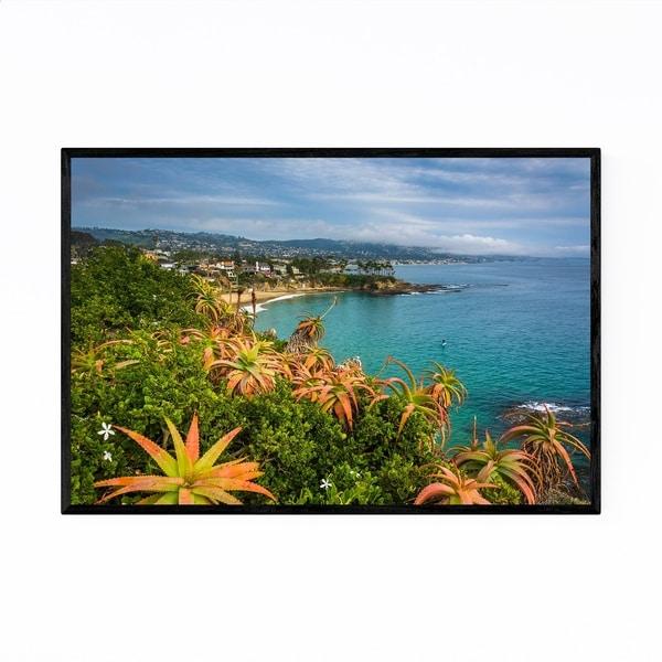 Noir Gallery Coastal Laguna Beach California Framed Art Print