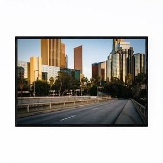 Noir Gallery Downtown Los Angeles California Framed Art Print
