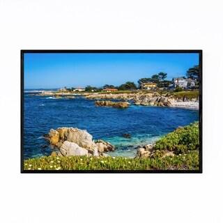 Noir Gallery Coastal Monterey California Framed Art Print