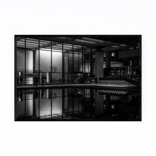 Noir Gallery Lincoln Center New York City Framed Art Print