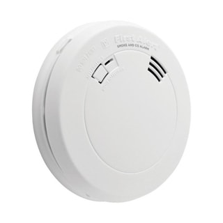 Link to First Alert  Battery  Electrochemical/Photoelectric  Smoke and Carbon Monoxide Detector Similar Items in Safety Gear