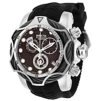 Invicta Men's 27711 'Reserve' Venom Black Silicone Watch
