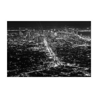 Noir Gallery Black & White San Francisco CA Unframed Art Print/Poster
