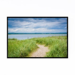 Noir Gallery Hampton Beach New Hampshire Framed Art Print