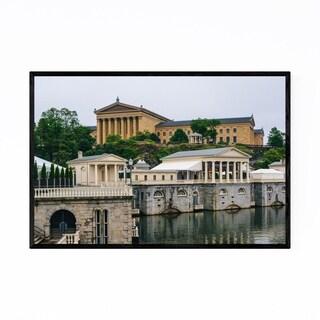 Noir Gallery Philadelphia Waterworks Museum Framed Art Print
