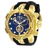 Invicta Men's 27707 'Reserve' Venom Black Silicone Watch