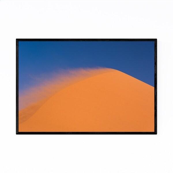 Noir Gallery Namibia Dune 45 Desert Landscape Framed Art Print