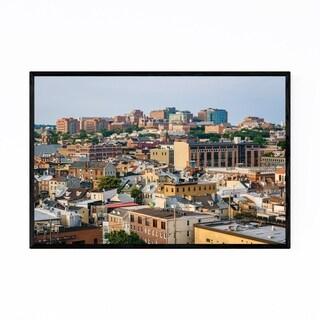 Noir Gallery Little Italy Baltimore Maryland Framed Art Print