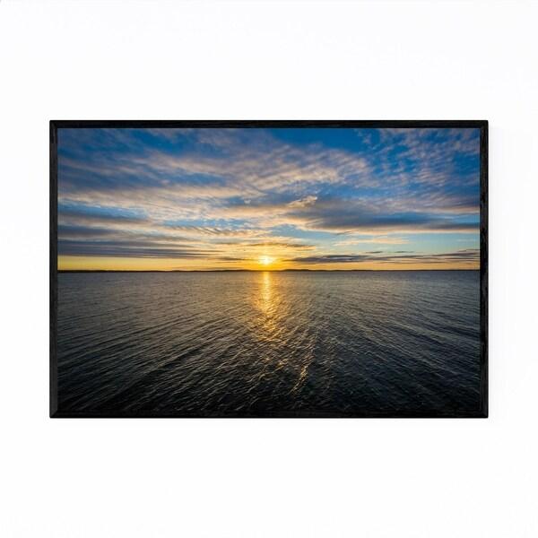 Noir Gallery Chesapeake Bay Havre de Grace MD Framed Art Print