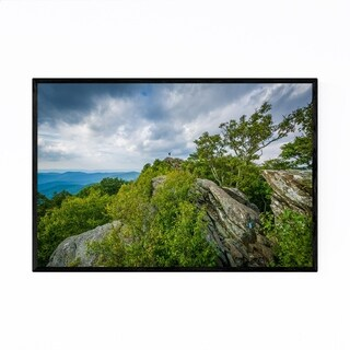 Noir Gallery Virginia Shenandoah Mountains Framed Art Print