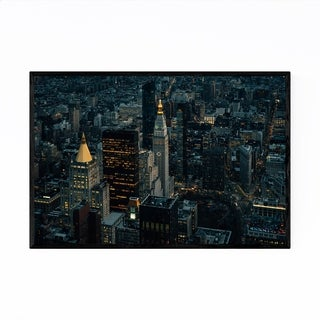 Noir Gallery Madison Square Flatiron NYC Framed Art Print