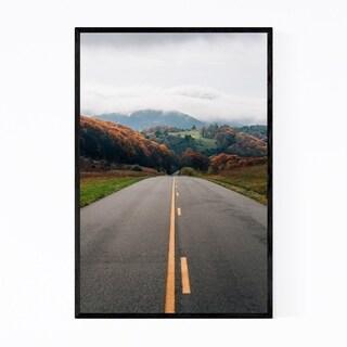 Noir Gallery Virginia Blue Ridge Appalachians Framed Art Print