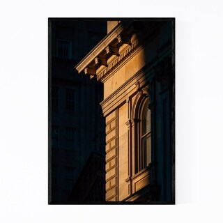 Noir Gallery Baltimore, MD Architecture Framed Art Print