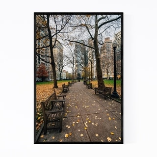 Noir Gallery Philadelphia Rittenhouse Square Framed Art Print