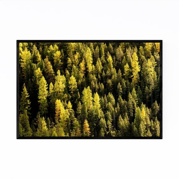 Noir Gallery Swiss Alps Mountains Landscape Framed Art Print
