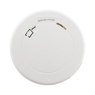 Link to BRK  Photoelectric  Smoke and Carbon Monoxide Detector  Battery-Powered  6 pk Similar Items in Safety Gear