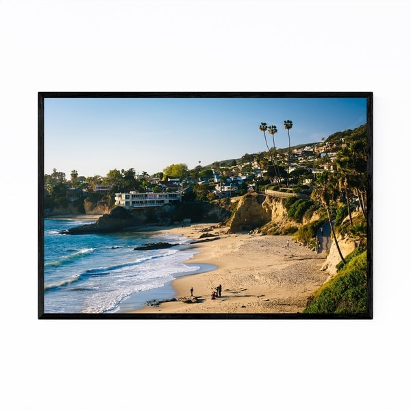 Noir Gallery Heisler Laguna Beach California Framed Art Print