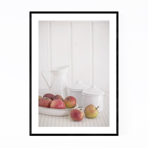 Noir Gallery Scandinavian Kitchen Still Life Framed Art Print