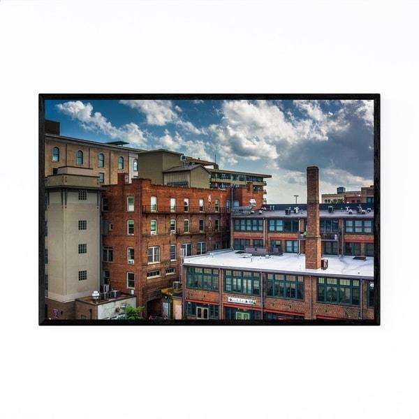 Noir Gallery Asheville, North Carolina Framed Art Print
