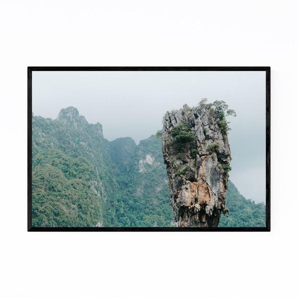 Noir Gallery James Bond Phuket Thailand Framed Art Print