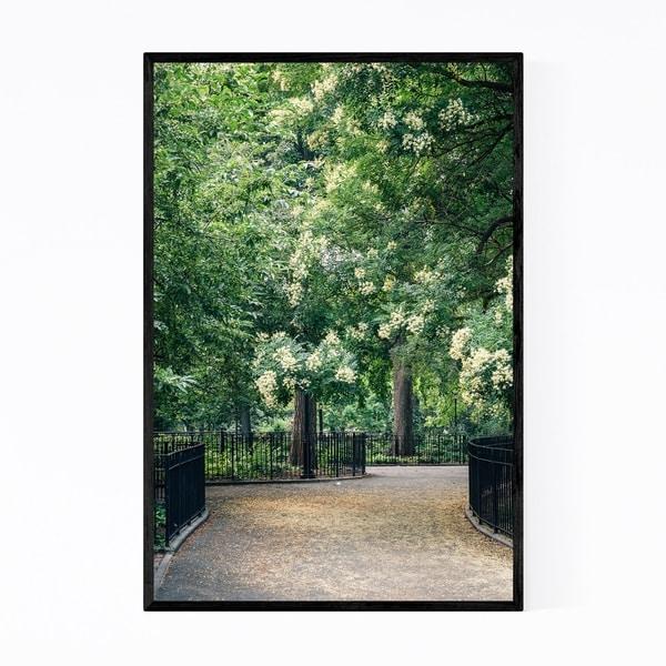 Noir Gallery Tompkins Square New York City Framed Art Print