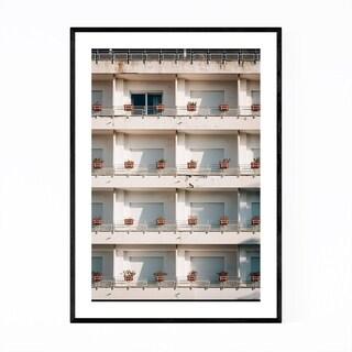 Noir Gallery Maiori Amalfi Coast Italy Photo Framed Art Print