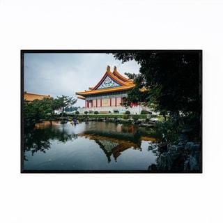 Noir Gallery Taipei National Concert Hall Framed Art Print