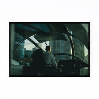 Noir Gallery Tokyo Japan Photography Framed Art Print