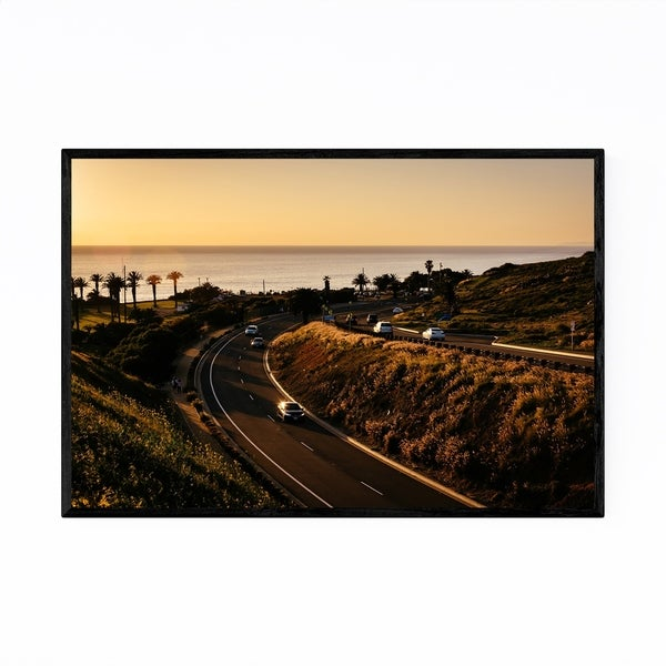 Noir Gallery Rancho Palos Verdes Los Angeles Framed Art Print