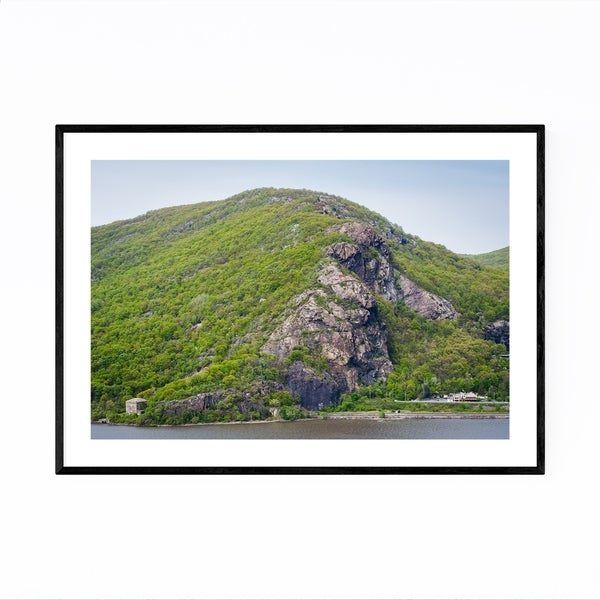Noir Gallery Breakneck Ridge New York Hudson Framed Art Print