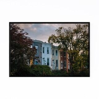 Noir Gallery Baltimore Maryland Remington Framed Art Print