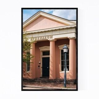 Noir Gallery Alexandria Virginia Old Town Framed Art Print