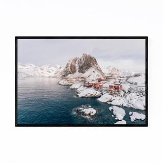 Noir Gallery Lofoten Norway Nature Photo Framed Art Print