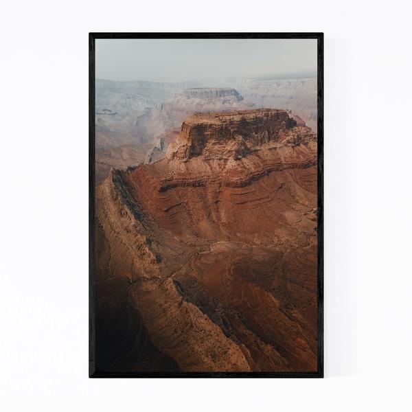Noir Gallery Grand Canyon Arizona Landscape Framed Art Print