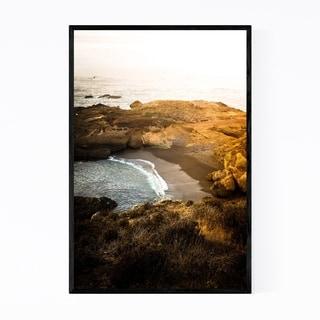 Noir Gallery Point Lobos Monterey California Framed Art Print