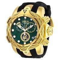 Invicta Men's 27706 'Reserve' Venom Black Silicone Watch