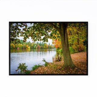 Noir Gallery Lake Williams York Pennsylvania Framed Art Print