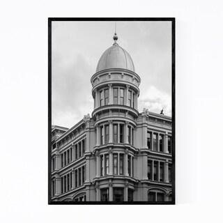 Noir Gallery Black White New York City Photo Framed Art Print
