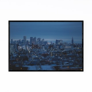 Noir Gallery Shinjuku Tokyo Japan Photography Framed Art Print