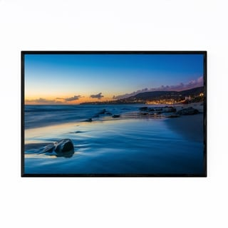 Noir Gallery Laguna Beach California Coastal Framed Art Print