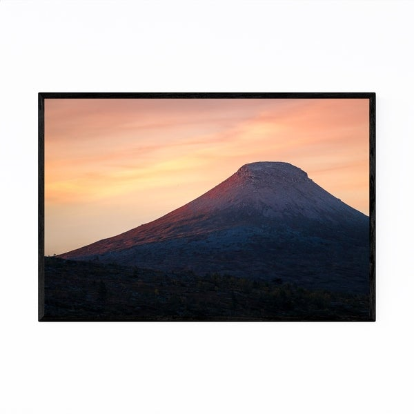 Noir Gallery Sweden Landscape Nature Mountain Framed Art Print
