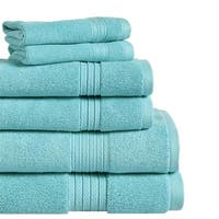 Summit 6-Piece Cotton Bath Towel Se