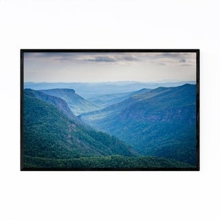 Noir Gallery Linville Gorge, North Carolina Framed Art Print