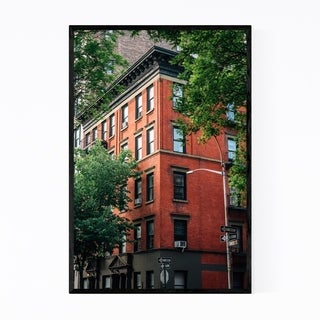 Noir Gallery West Village New York City Framed Art Print