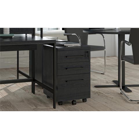 Ameriwood Home Parkside Mobile File Cabinet