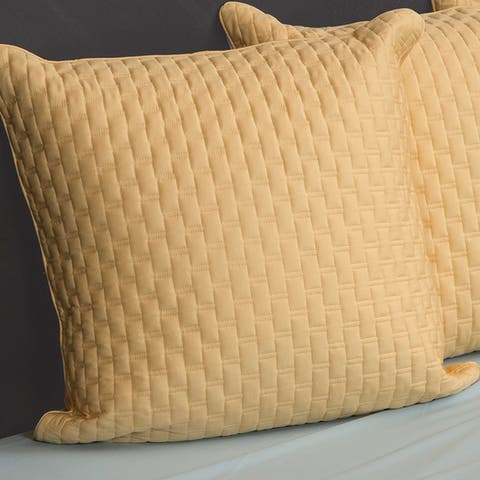 BedVoyage Rayon from Bamboo / Viscose Quilted Sham