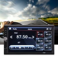 7 inches Bluetooth Touch Screen 2 DIN Car MP5 Stereo Player