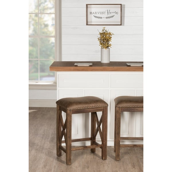 The Gray Barn Wild Hen Counter Height Stool (Set of 2). Opens flyout.