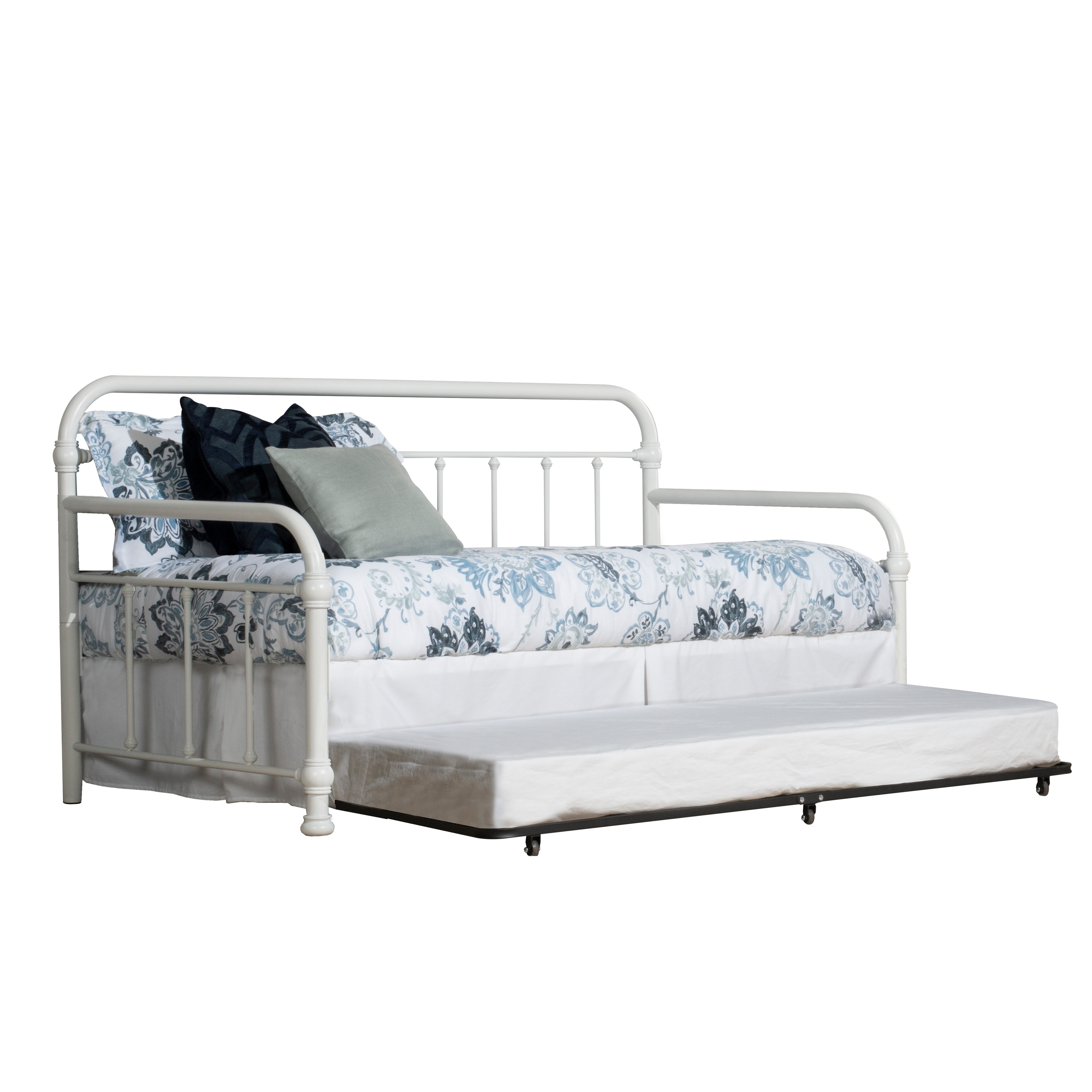 - Shop Copper Grove Dabnik White Twin Daybed With Trundle - On Sale