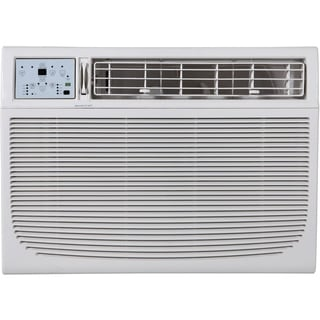 "Keystone Energy Star 18,000/17,700 BTU 230V Window/Wall Air Conditioner with ""Follow Me"" LCD Remote Control"